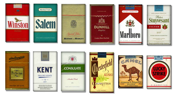 Cigarette Brands in India