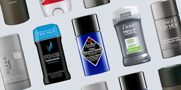 Men Deodorant Brands in India