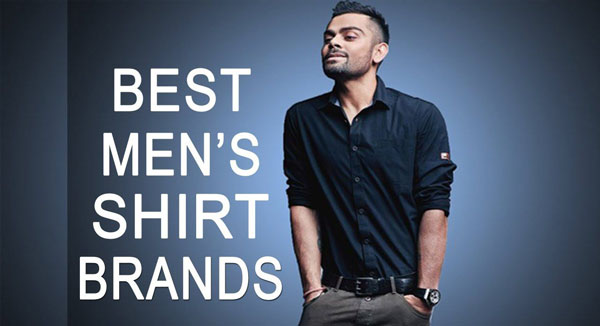 Men's Shirts Brands in India