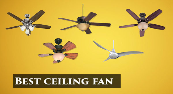 Ceiling Fan Brands in India