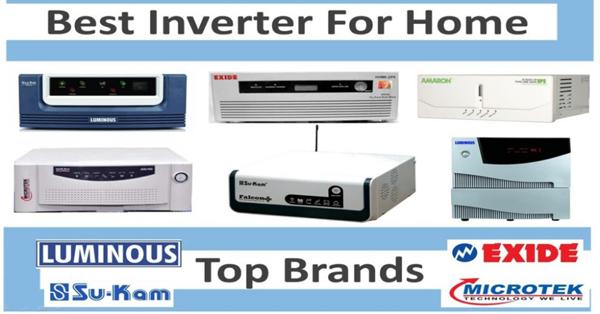 Inverter Brands in India