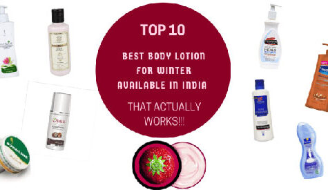 Best Body Lotion in India