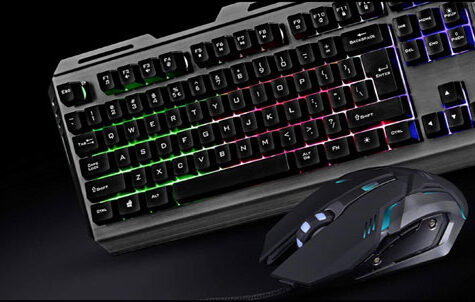 Best Gaming Keyboards Mouse Brands in India