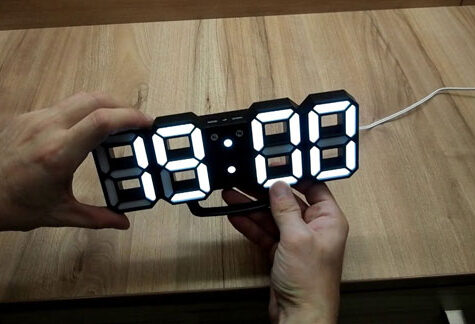 Best Selling Digital Wall Clocks in India