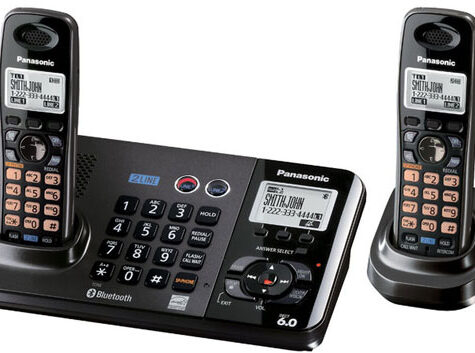 Best Selling Two Line Cordless Phones in India